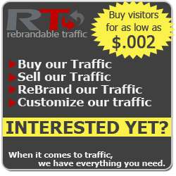 RT rebrandable traffic