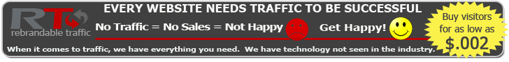 Rebrandable Traffic